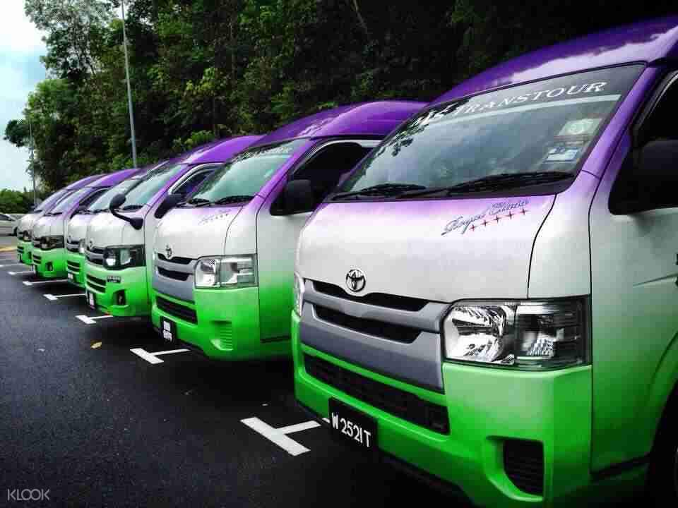 private intercity transfers penang